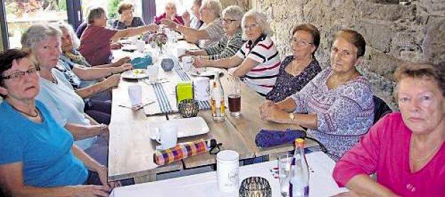 FGV Frauengruppe Marktleuthen in Ruppertsgrün