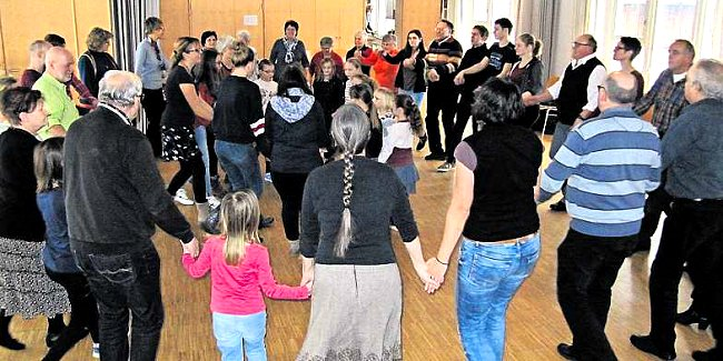 FGV Tanztag mit Steffi Zachmeier